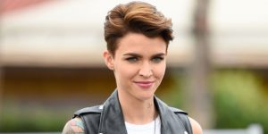 The 12 gays of Christmas Ruby Rose