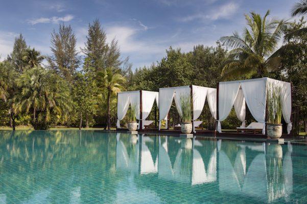 The Sarojin Resort Thailand Valentine's Day vacation