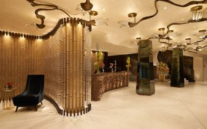 Atlantis by Giardino luxury hotel Zurich