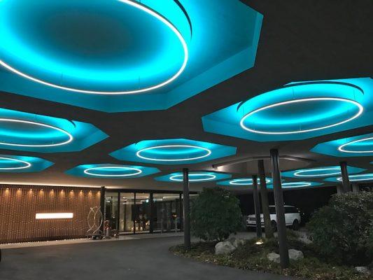 Atlantis by Giardino luxury hotel Zurich