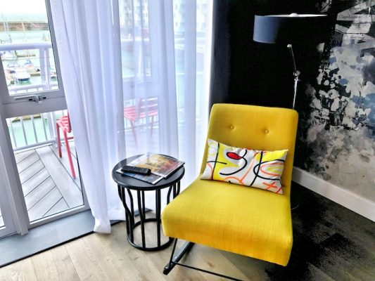 Hotel review Malmaison Brighton