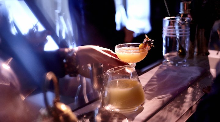 Cocktails In The City