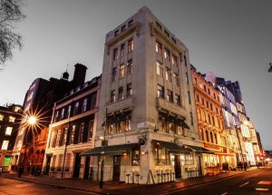 Six Storeys on Soho