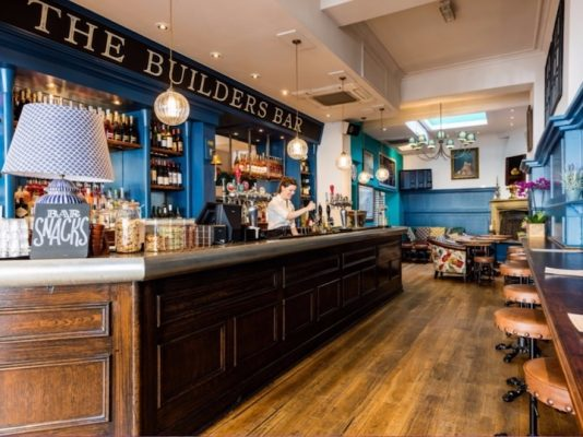 The Builders Arms review Chelsea London