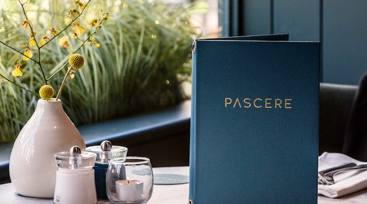 Pascere restaurant Brighton