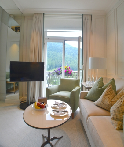 Grand hotel Kronenhof - grand classic junior suite