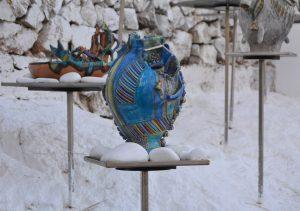 Su Gologone Hotel art and culture