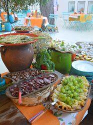 Su Gologone Hotel - food
