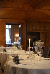 Grand hotel Kronenhof - Kronenstubli