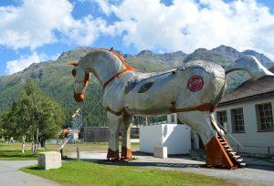 Kulm Hotel - St. Moritz Lake