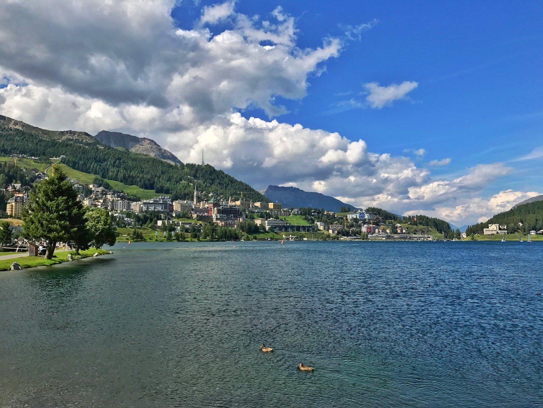 Grand hotel Kronenhof & Kulm Hotel - surrounding natural beauty