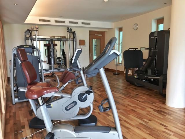 Grand hotel Kronenhof - fitness centre