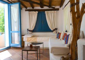 Su Gologone Hotel accommodation feature