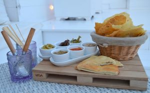 Su Gologone Hotel food feature