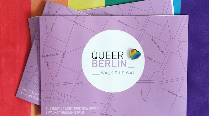 QueerBerlin map