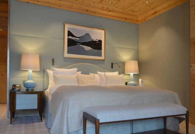 Kulm Hotel - junior suite accommodation