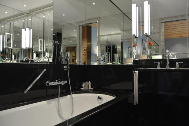 Kulm Hotel - junior suite accommodation