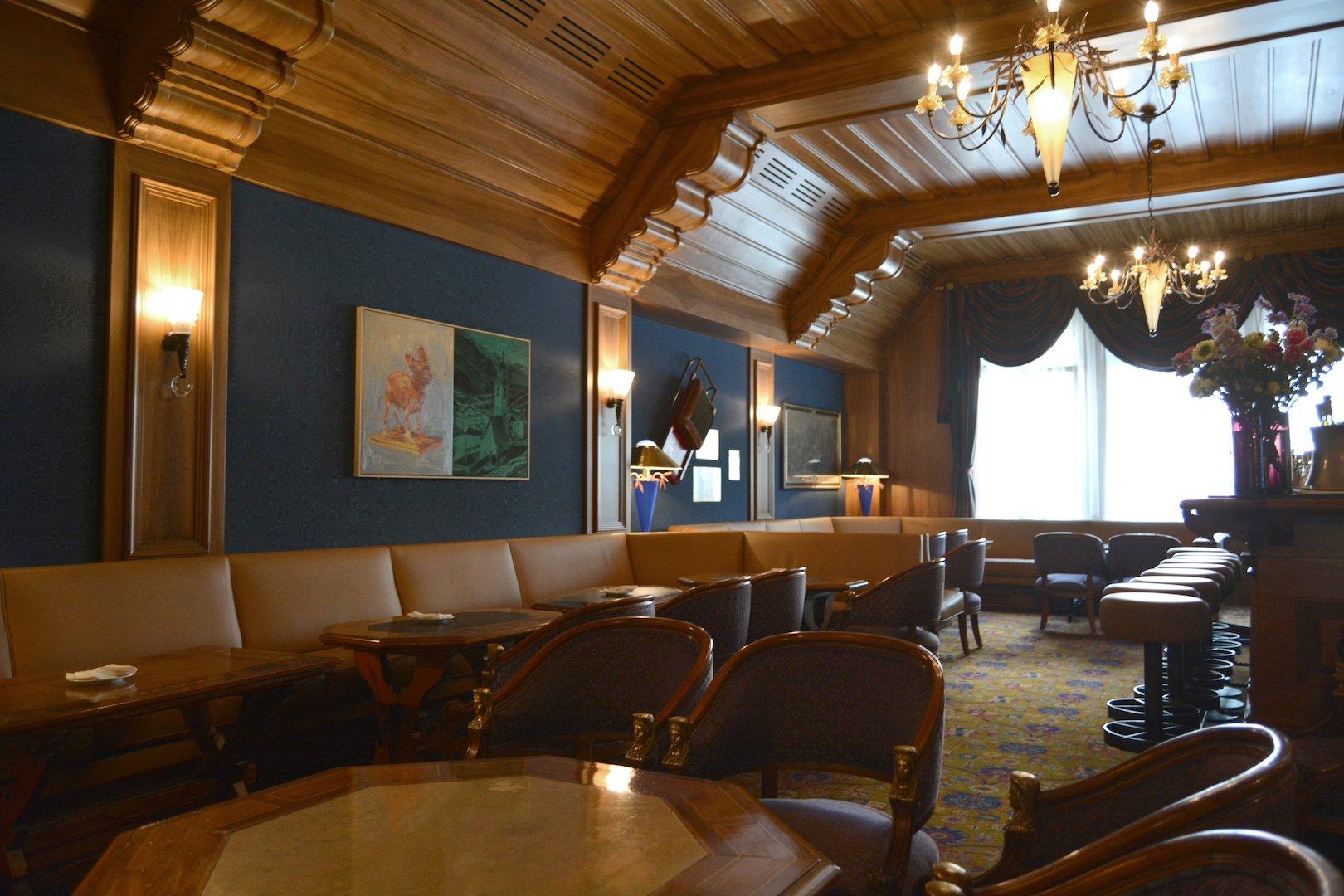 Kulm Hotel - Altitude Bar