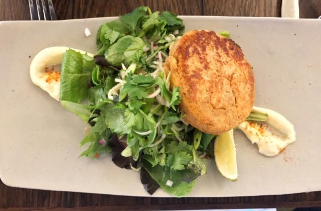 Brasserie Blanc - fishcake