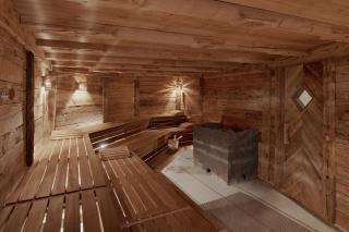 Kulm Hotel - sauna
