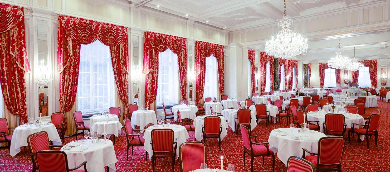 Kulm Hotel - Grand Restaurant