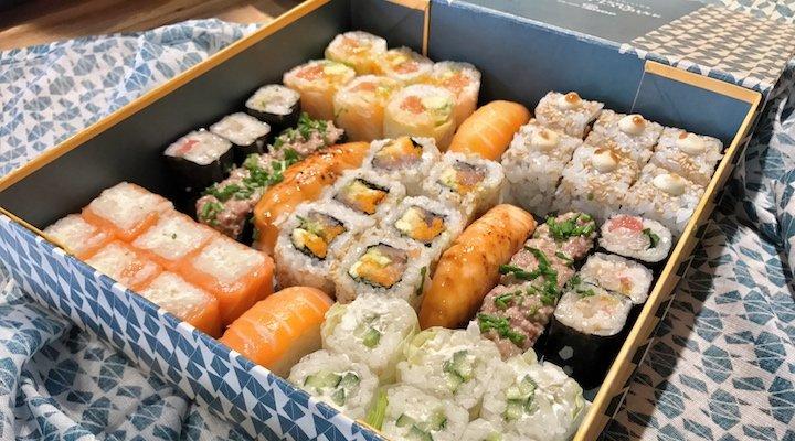 Sushi Shop Maison Sarah Lavoine