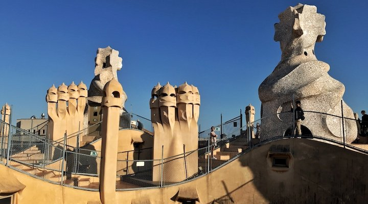 LGBT travel guide Barcelona - art, architecture and culture