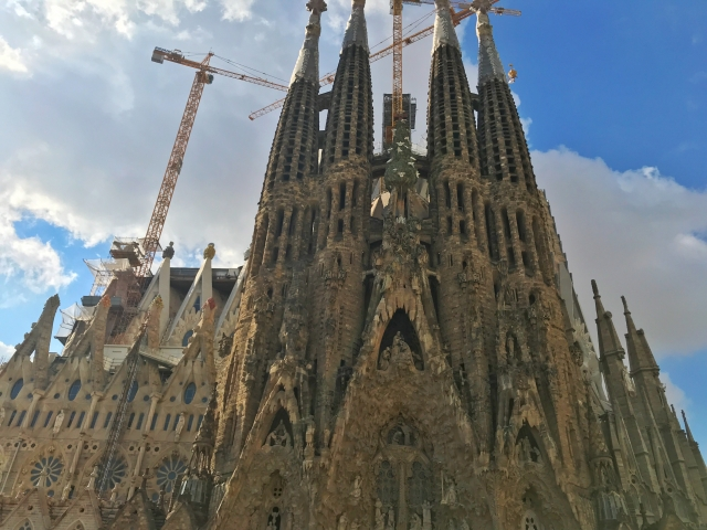 LGBT travel guide Barcelona - Gaudi architecture