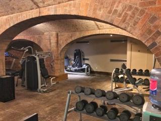 Titanic Hotel Liverpool - fitness centre gym