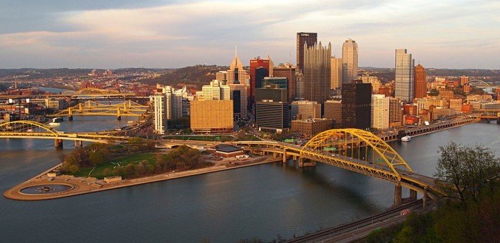 5 alternative LGBT friendly cities in the US Pittsburgh