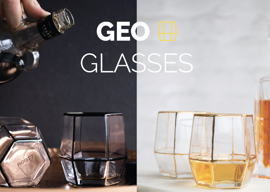Vada's foodie Christmas gift guide 2017 Geo glasses