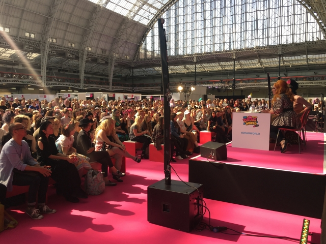 DragWorld UK 2018
