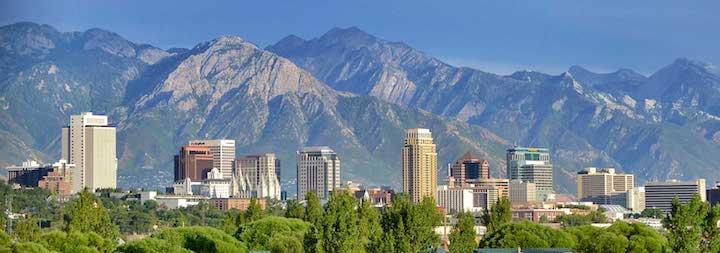 5 alternative LGBT friendly cities in the US Salt Lake City Utah