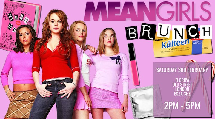 Mean Girls Brunch London