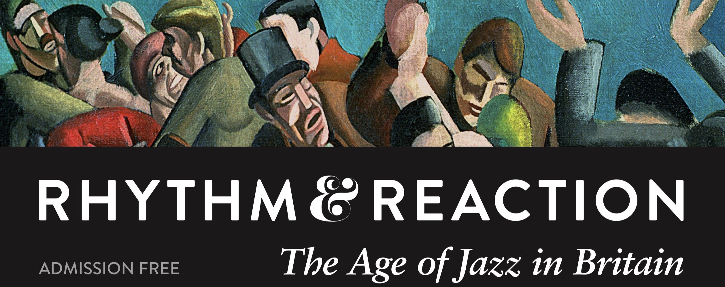 Say Yes to Fun this January Rhythm and reaction the age of jazz in britain