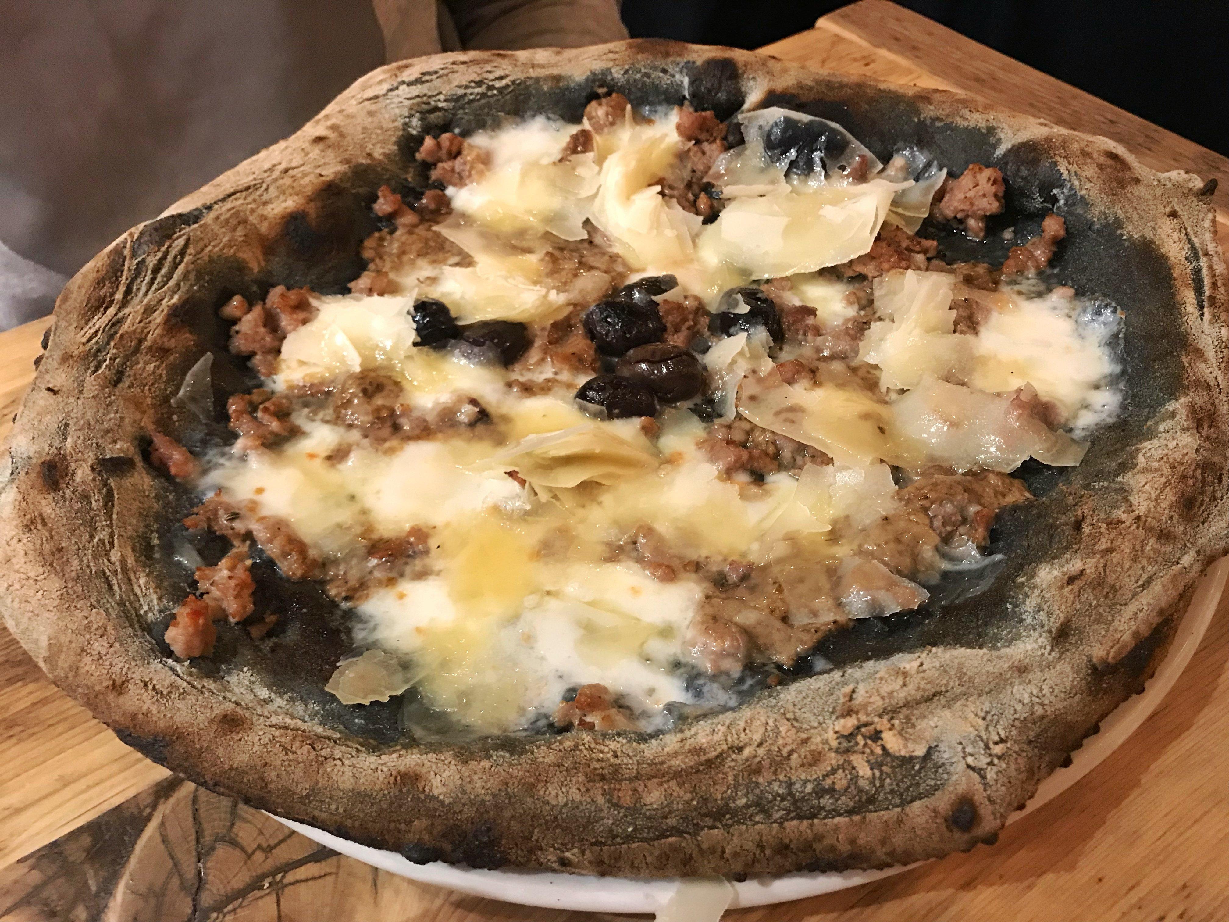 Zia Lucia Brook Green - Arianna pizza