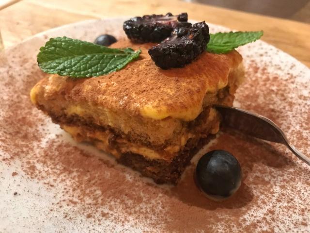 Zia Lucia - dessert Homemade tiramisu