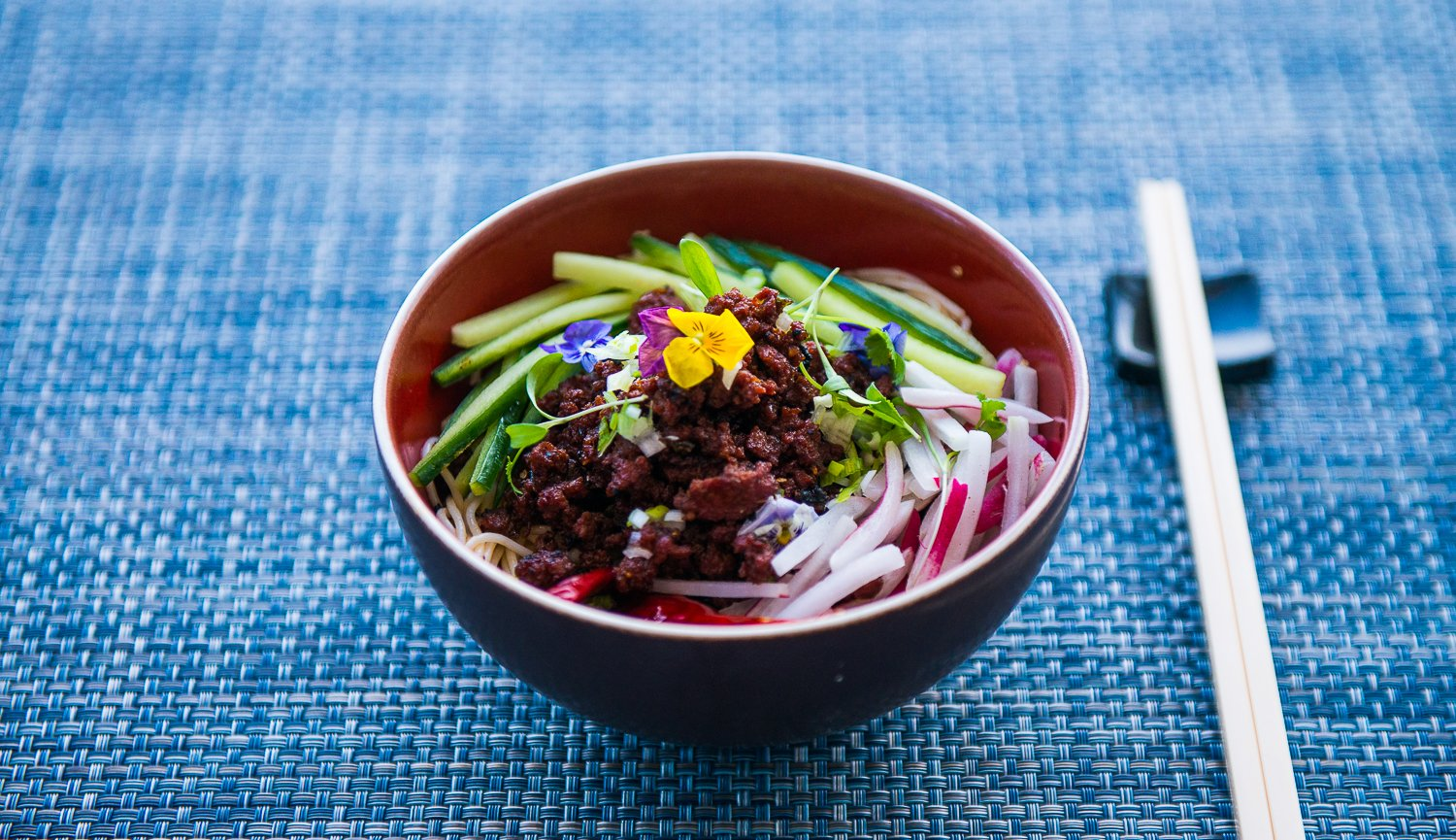 Shangri-La Hotel The Shard London Chinese New Year A Bowl of Longevity - Zhajiang Noodles