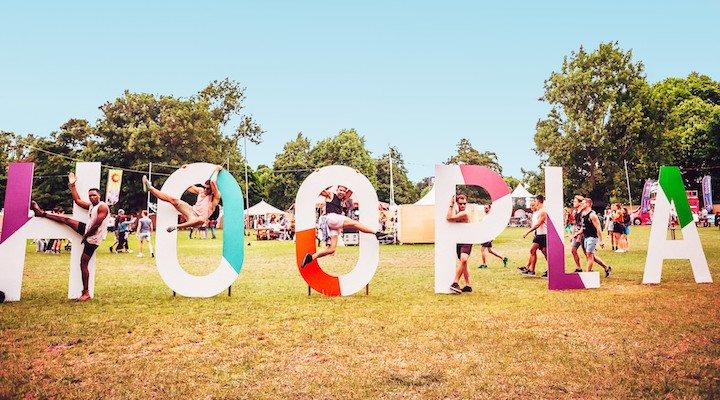 Mighty Hoopla TLC Brockwell Park London 2018 - photo credit: www.lukedyson.photography