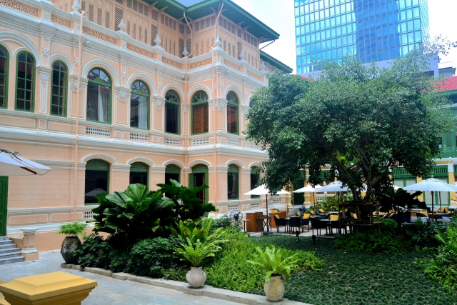 LGBT Travel Guide Bangkok W Hotel