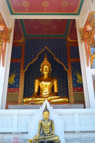 LGBT Travel Guide Bangkok Golden Mountain