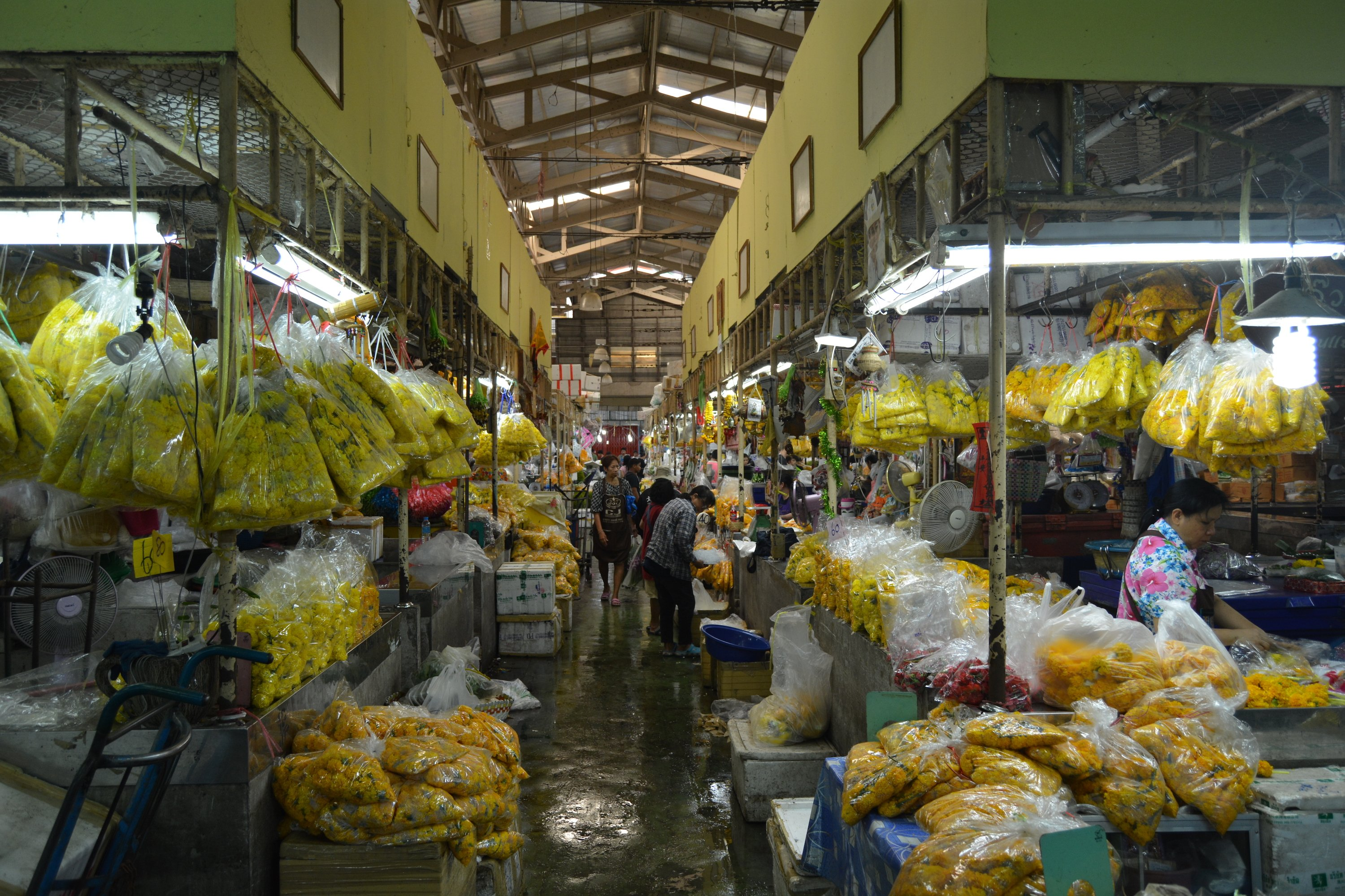 LGBT Travel Guide Bangkok Flower Market