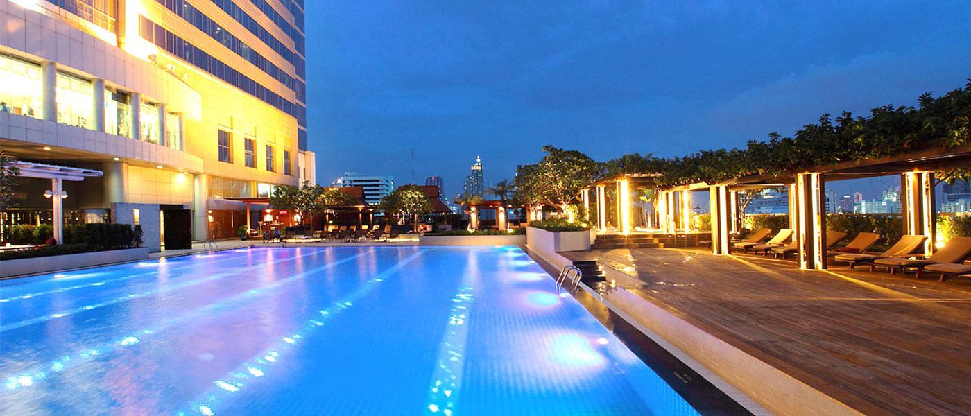 LGBT Travel Guide Bangkok Pathumwan Princess Hotel Olympic Club
