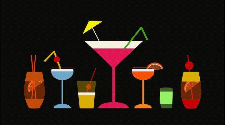 cocktails london