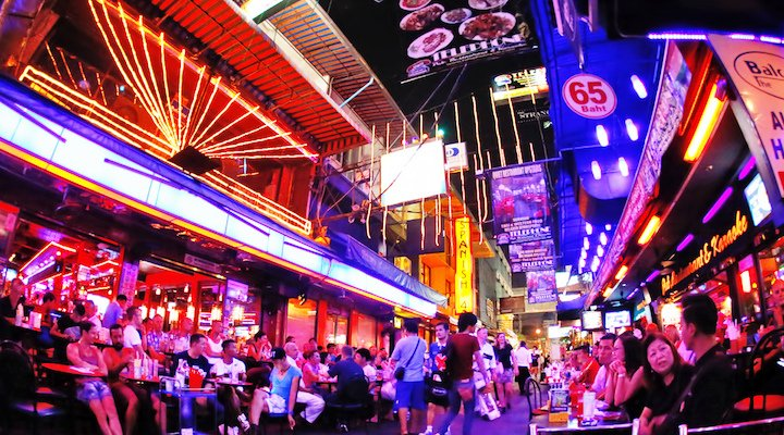 LGBT Travel Guide Bangkok