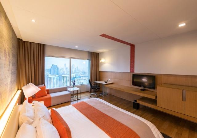 LGBT Travel Guide Bangkok Pathumwan Princess Hotel