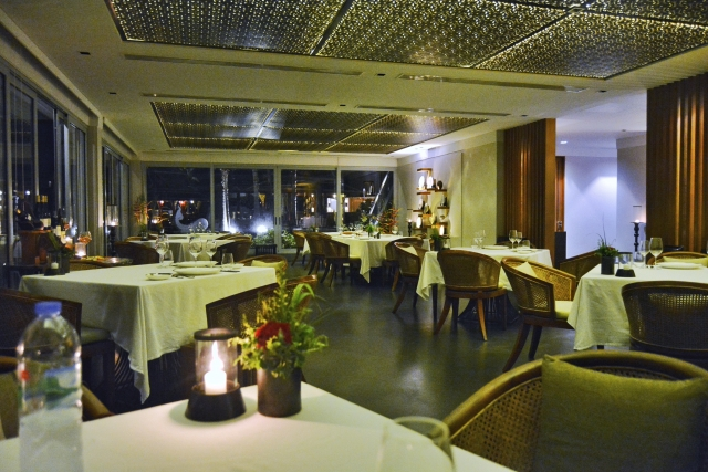 Amatara Wellness Resort - dining and food options