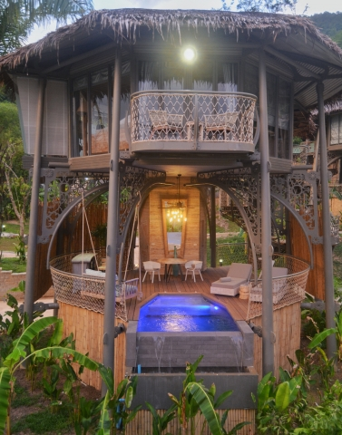 Tree House Villas accommodation