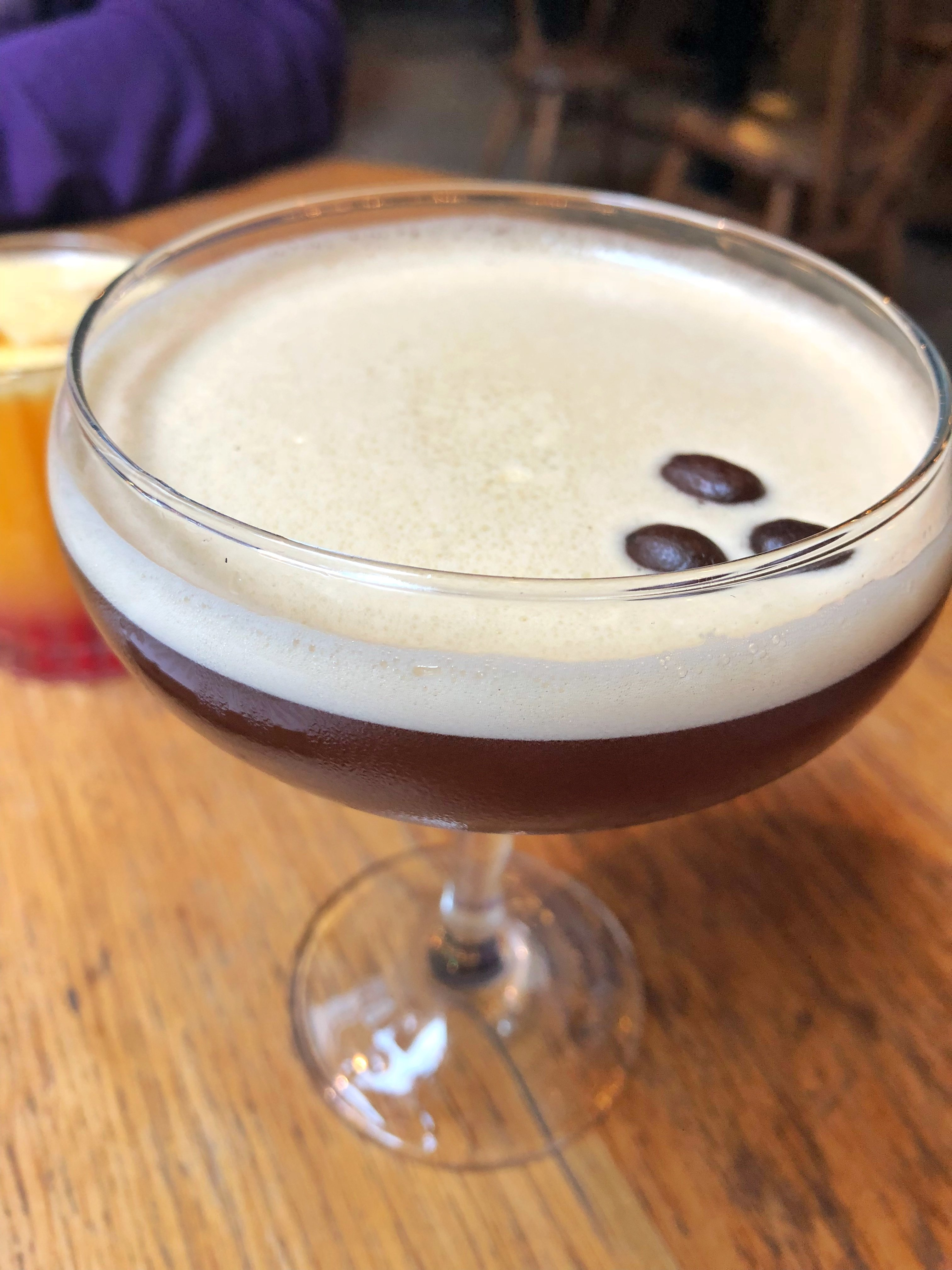 Oslo Hackney Salted Caramel Martini