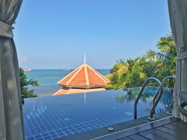 Amatara Wellness Resort Ocean View Pool Pavilion